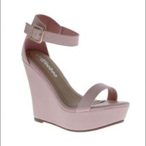 Shoes - Platform Wedge
